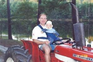 Harrison Tractor ride